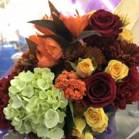 Gorgeous Fall Wedding Flowers